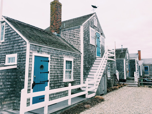 visiting nantucket in winter