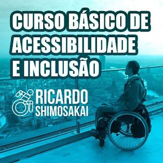 Curso Básico Online de Acessibilidade e Inclusão