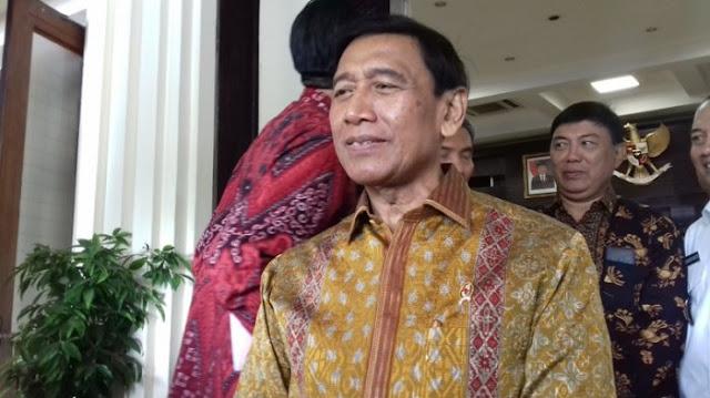 Wiranto Akan Lapor Soal Ba'asyir Sampai MCA Kepada Jokowi