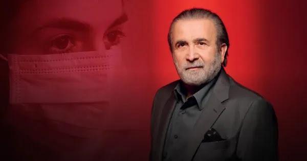 Λαζόπουλος: «Ακόμα δύο χρόνια θα φοράμε μάσκες - Οι πανδημίες ήρθαν για να μείνουν»