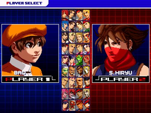 Snk vs Capcom ultimate mugen