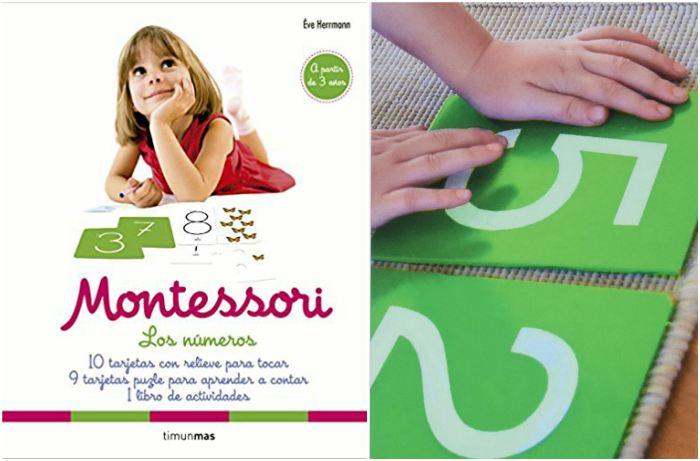 cuentos infantiles cajas tarjetas actividades montessori eve herrmann los números