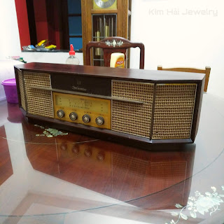radio Delmonico TFM-407U