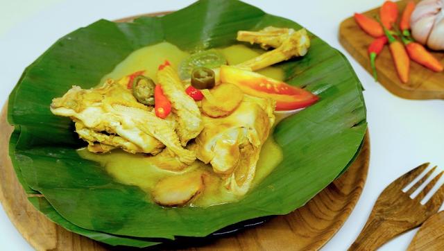Resep Masakan Rumahan Garang Asem Ayam