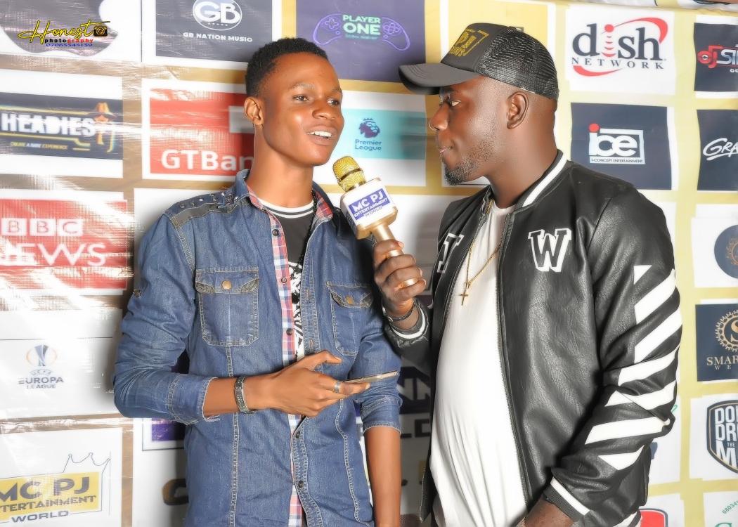 Brightlight Akintayo Babatunde speaks on his musical career