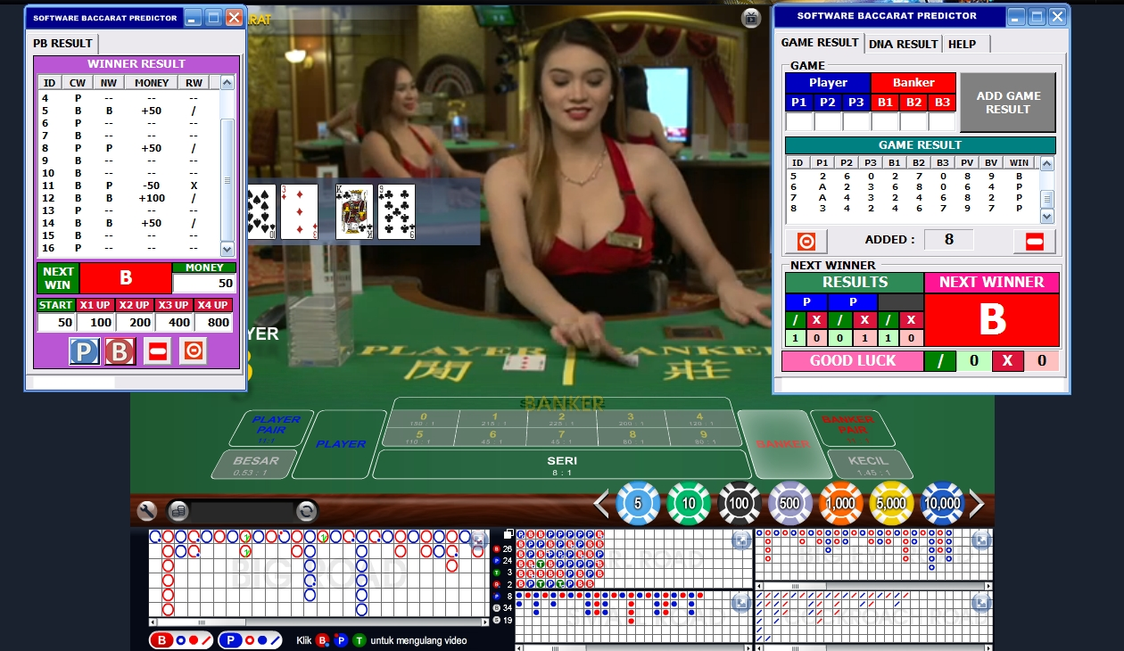 Baccarat program free tips on how to win at roulette