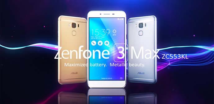 Asus Zenfone 3 Max (ZC553KL) 2 jutaan