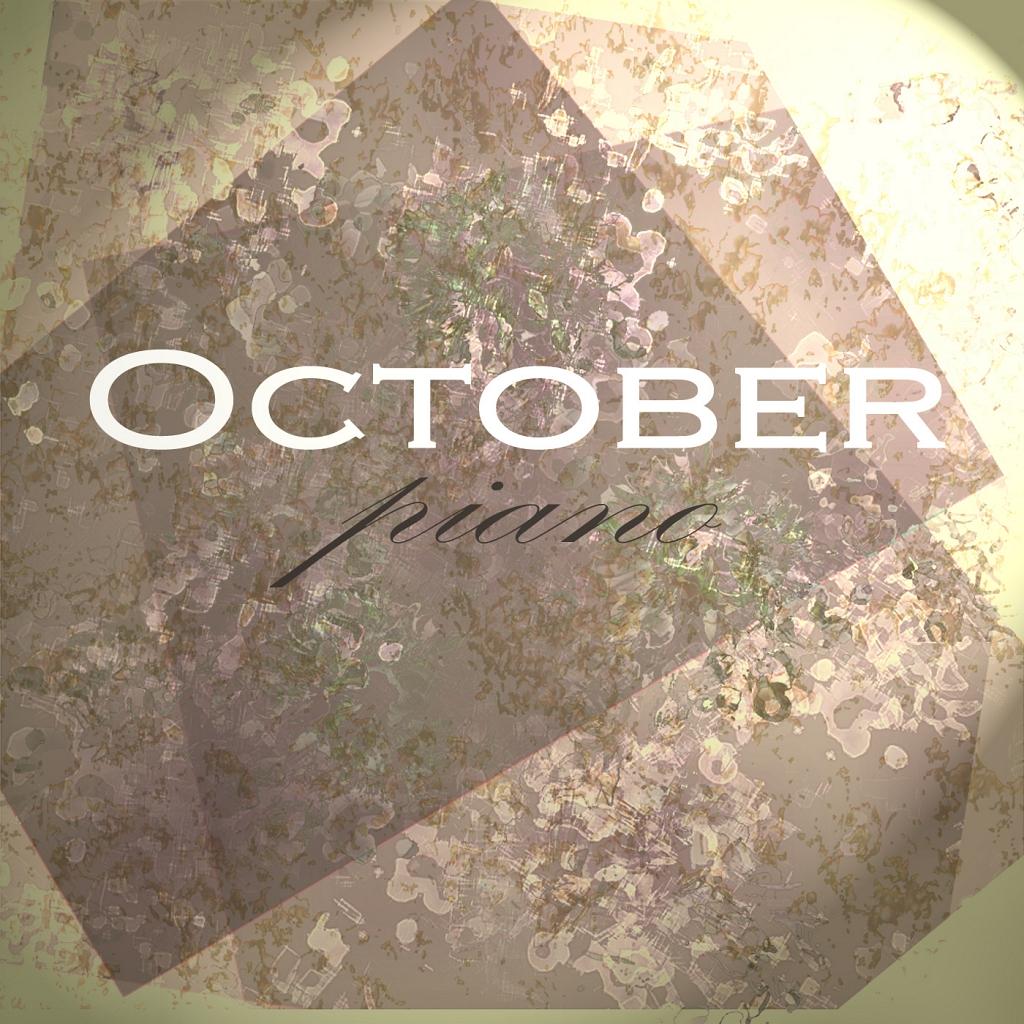 OCTOBER – Piano