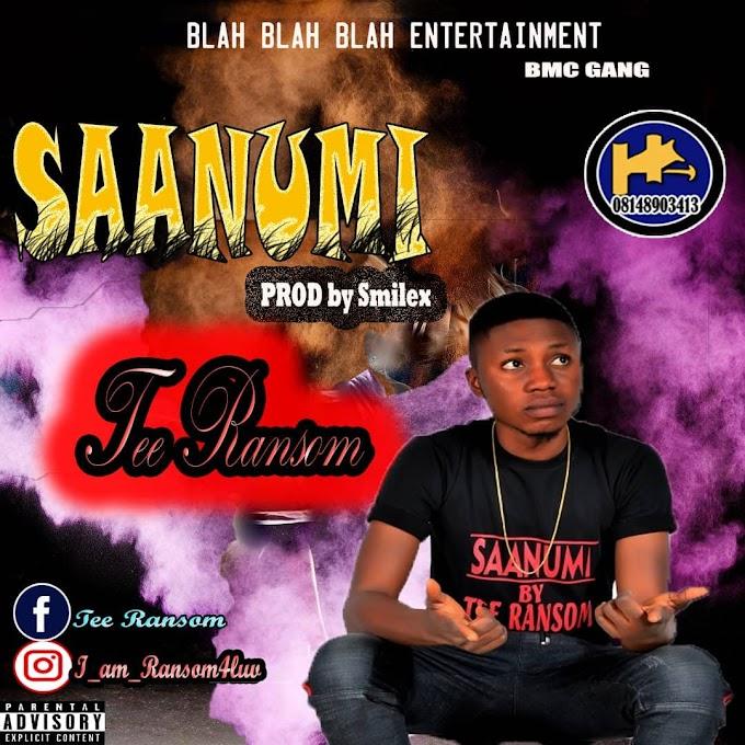 DOWNLOAD MP3: Tee Ransom - Saanumi