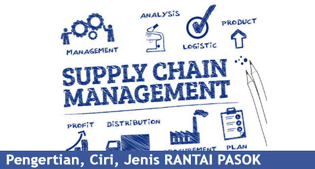 pembayaran dan jasa dari supplier material   Pengertian Rantai Pasok / Supply Chain, Contoh, Tujuan, Manfaat, Fungsi Menurut Para Ahli