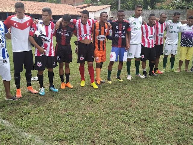 Jogos da Solidariedade movimentou agenda esportiva em Elesbão Veloso no último domingo(12/1).