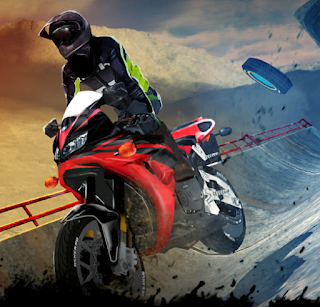 motosiklet parkuru oyunu