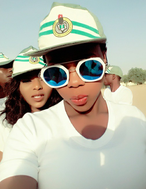 See Photos of Sharon Sonia Da Okene Girl, Serving Her Father Land [NYSC]
