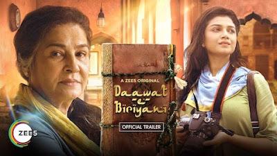 Daawat-E-Biryani 2019 Hindi 720p WEB-DL 750mb