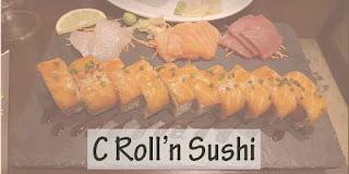 C roll n sushi
