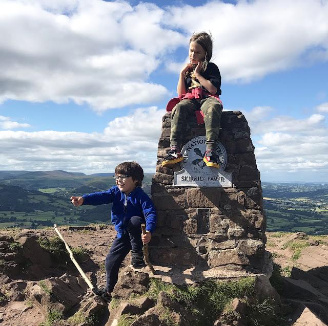 Brecon Beacon hikes