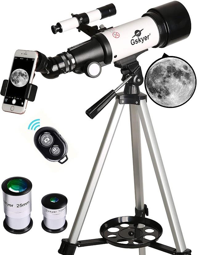 Top 3 Best Hot Portable Refractor Telescope