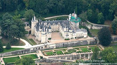 Castelos do Vale do Loire - Château d'Ussé