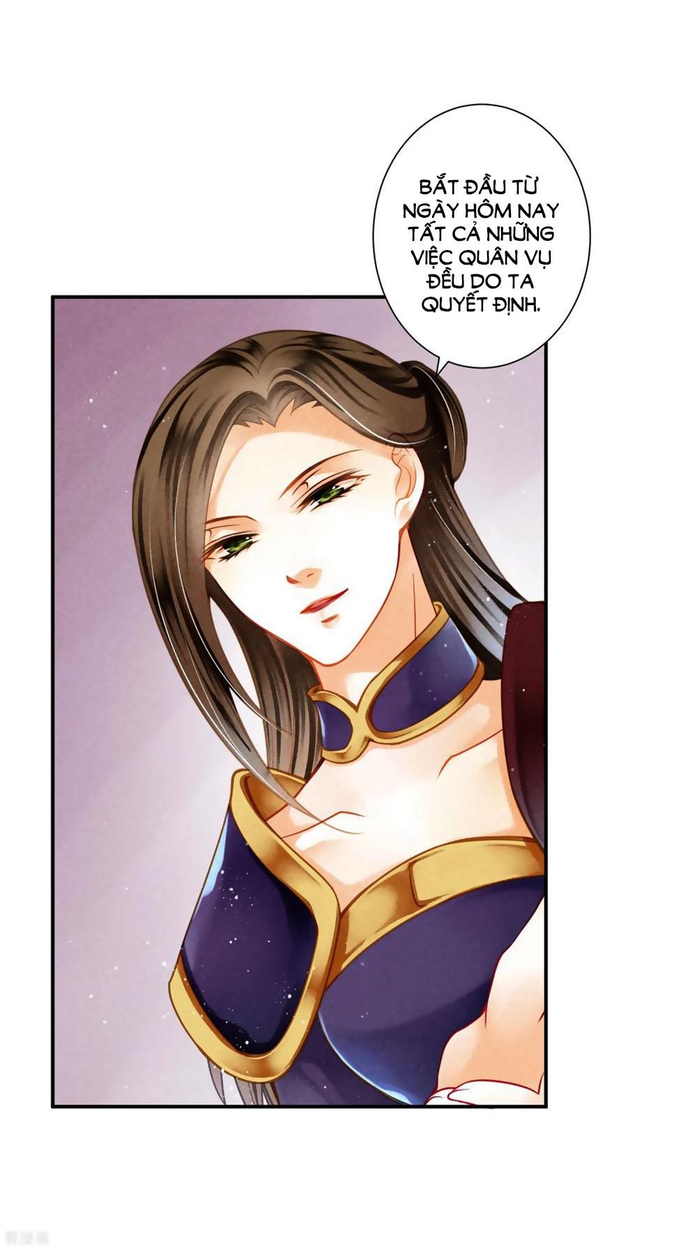 Ái Thượng Vô Địch Tiếu Hoàng Hậu chap 151 - Trang 5
