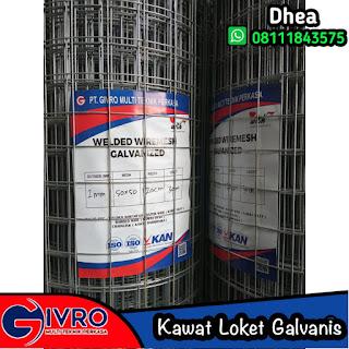 Distributor Kawat Loket Galvanis