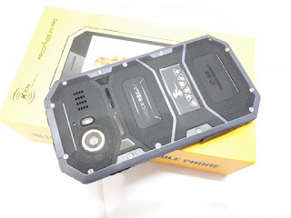 Hape Outdoor Ken Mobile W6 Pro New RAM 2GB ROM 16GB 4G LTE IP68 Certified