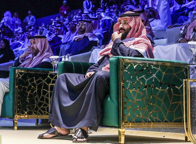 Mohammed bin Salman's Reputation Taints Plan to Open #SaudiArabia's Economy - Bloomberg