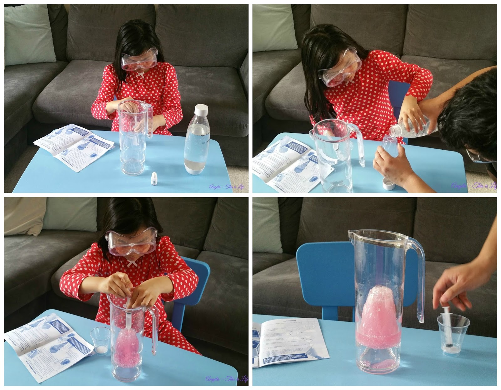 STEM science kits, Booms Bangs Fizzes science experiments, science kit for kids