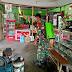 Bersihkan Lingkungan, Babinsa Sertu Isdiyanto Adakan Penyemprotan Disinfektan
