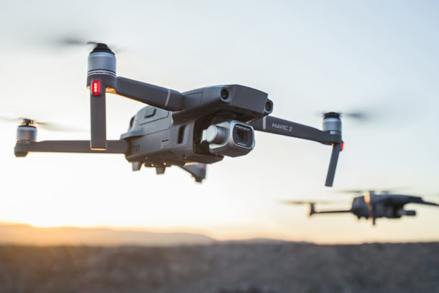 Dji Mavic Pro 2 - Specs and Features