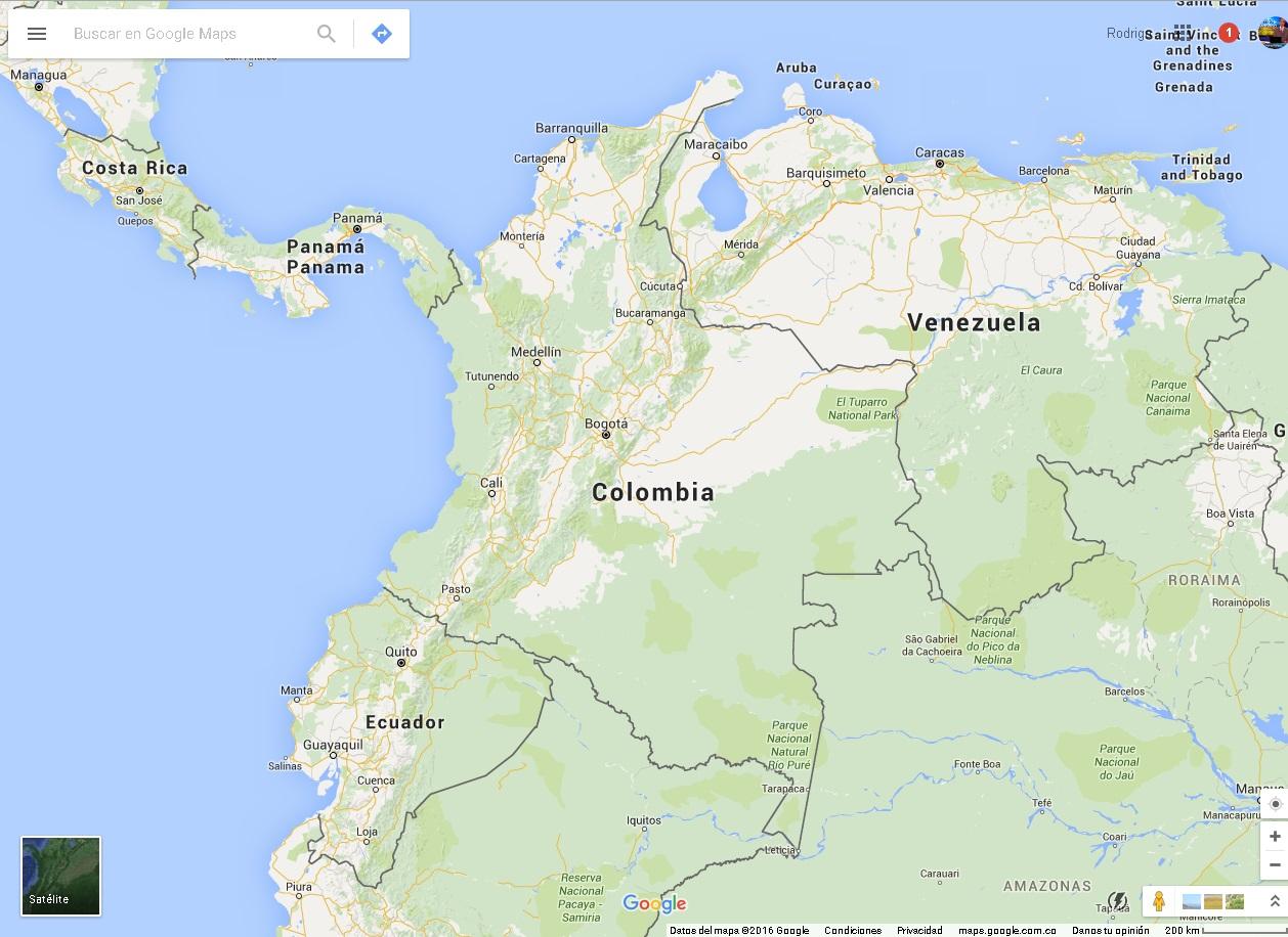 Bogot es as d nde est la ciudad de bogot for Donde se encuentra el marmol