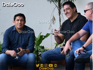 Yimy Montaño - Carlos Pontons - Carlos Ribera - Oriente Petrolero - DaleOoo