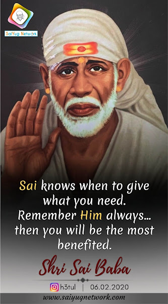 Shirdi Sai Baba Blessings - Experiences Part 2903