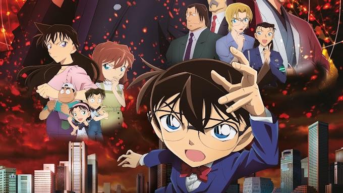 'Detective Conan: La bala escarlata' se estrena en cines sin doblaje español