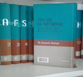 Tafsir Al-Mishbah 15 Jilid Original <del>Rp3.500.000</del> <price>Rp3.200.000</price> <code>BKT-001</code>