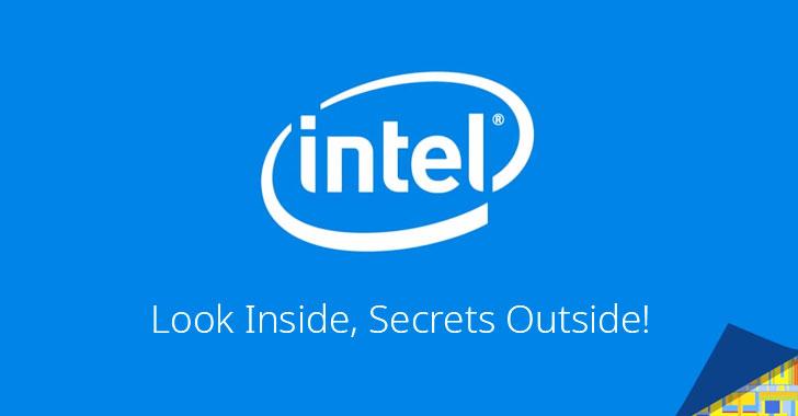 intel side channel vulnerability