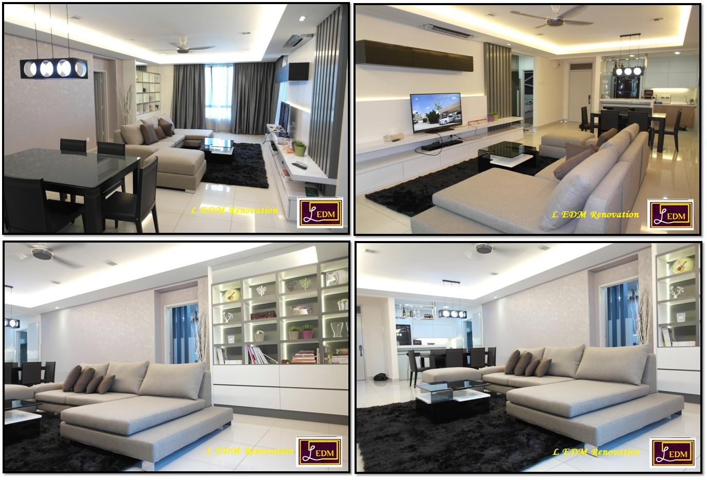L Edm Renovation Puchong Atmosfera Year 2013 Residence