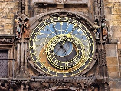 Praga-orologio astronomico