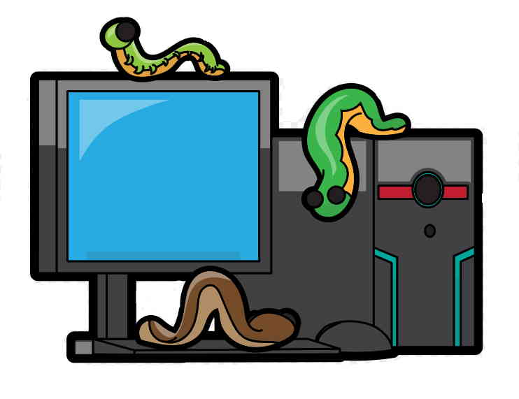 computer-worms-all-over-in-pc