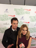 Video Interview: chatting with 'The Bold and Beautiful' Darin Brooks and Kelly Kruger