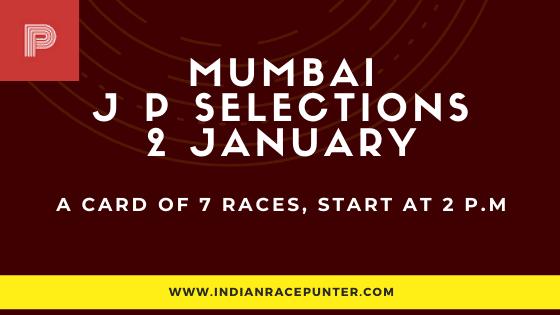 Mumbai Jackpot Selections, indiarace, free indiaan horse racing tips