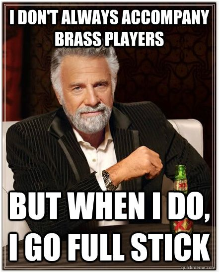 brassplayers the collaborative piano blog meme of the day