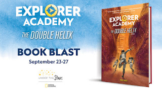 Double Helix Book Blast Tour!