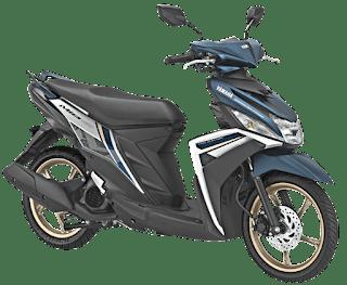 Harga Motor Yamaha MIO M3 AKS SSS 2018 di Solo