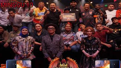 Live Streaming Maharaja Lawak Mega 2019 Minggu 10 (Separuh Akhir)