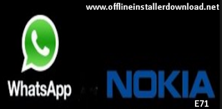 Whatsapp messenger for Nokia E71 Free Download