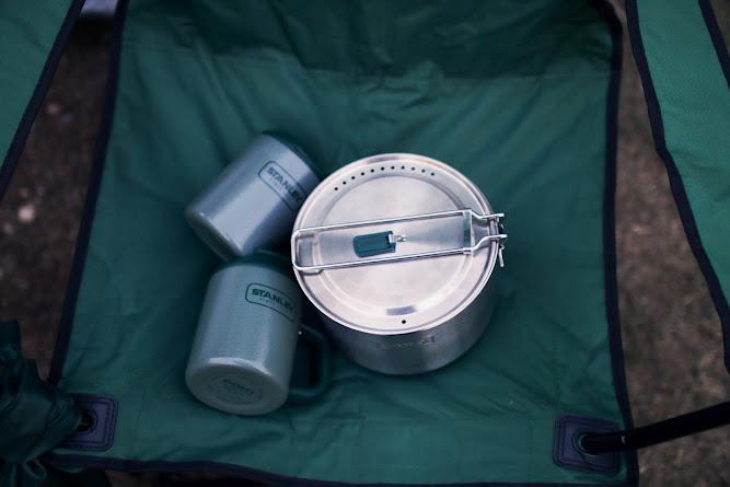 Stanley Thermal Mugs Camping Pot Set