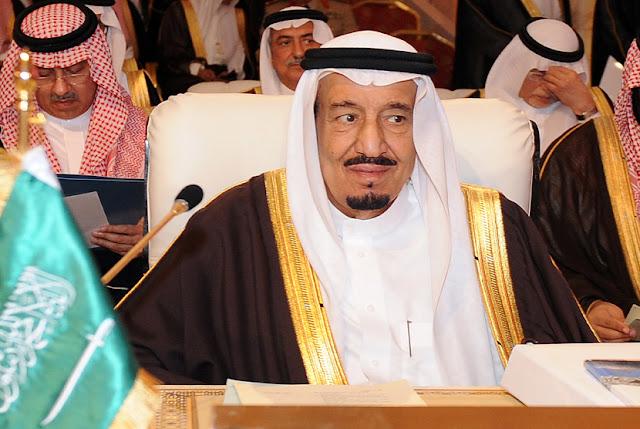 Tak Satupun Ulama WAHABI Yang Diundang Untuk Bertemu Raja Salman