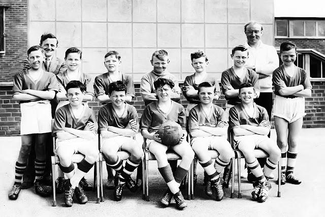 St. Cuthberts Football Team, C1960