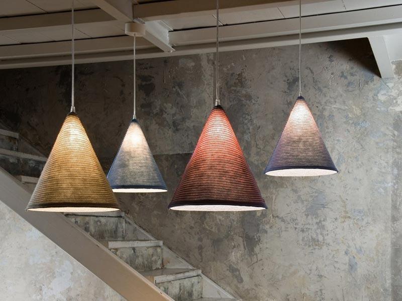 lampada a sospensione Jazz Trame di In-es.artdesign