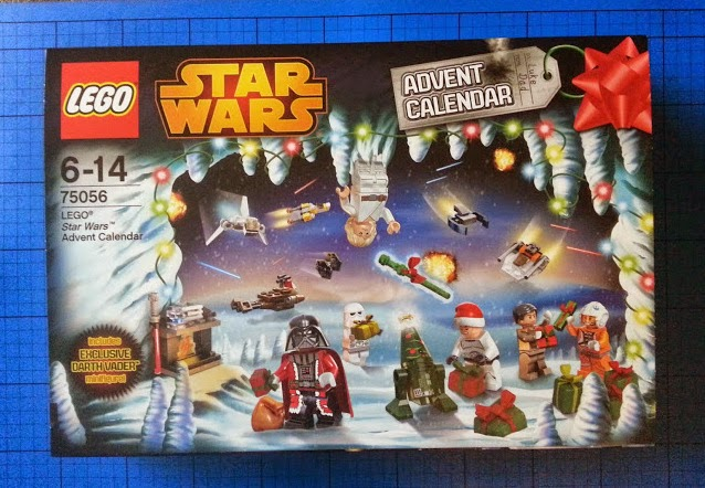 LEGO Star Wars Advent Calendar 2014 daily reveal